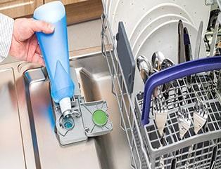ماشین ظرفشویی چطور کار میکند؟