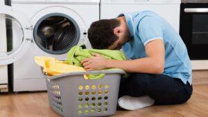 اشتباه در شستشوی لباسها