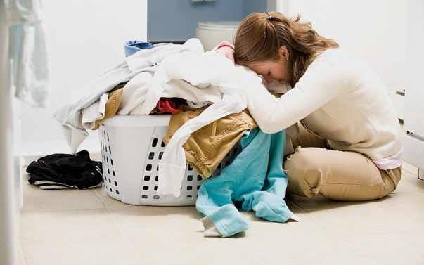 اشتباهات رایج در استفاده از ماشین لباسشویی