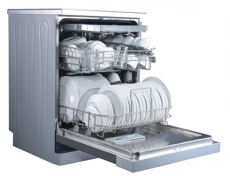 روش استفاده از ماشین ظرفشویی