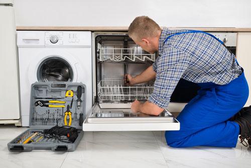 تعمیر ماشین ظرفشویی