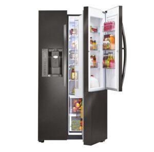 سرویس و تعمیر یخچال ساید بای ساید در محل و منزل