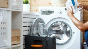 تعمیر و سرویس ماشین لباسشویی در منزل در تهران و کرج و البرز